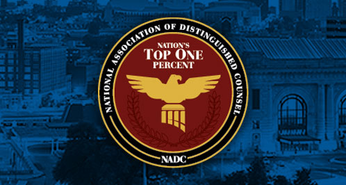 Mike Yonke Selected As Nation's Top One Percent