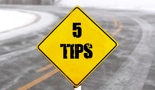 5 Tips For Staying Safe On Icy Midwestern Roads