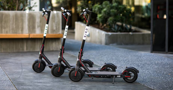 Motorized Community Scooters And Who Is Liable In Case Of An Accident