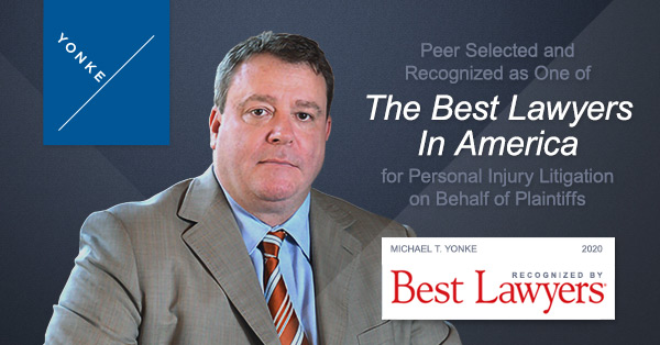 Best Lawyers® Recognizes Mike Yonke In 2020 Edition Of The Best Lawyers In America