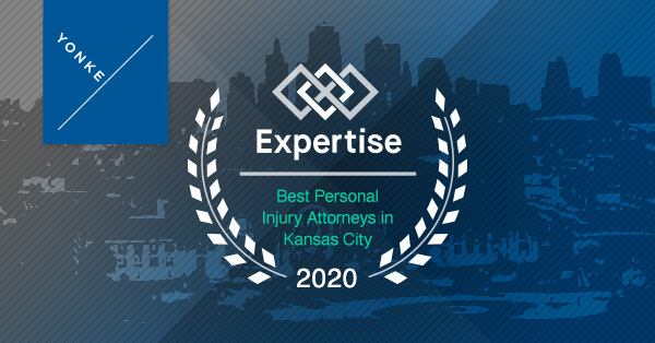 Expertise Selects Yonke Law As One Of The Best Personal Injury Attorneys In Kansas City