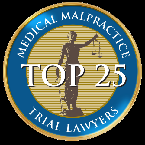 Top 25 Medical Malpractice